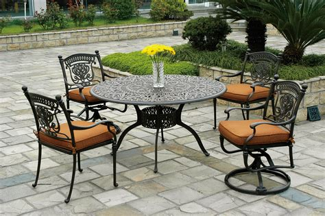 Cast Iron Patio Tables Cast Iron Patio Set Table Chairs Garden Furniture Http Www Basepaircomm Cast Iron Patio