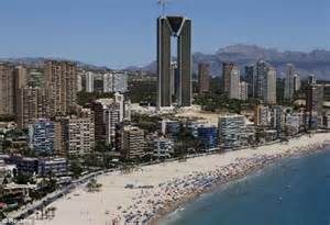 1 Bedroom Apartments by Benidorm Is Most Popular Place In Spain For Britons To Buy