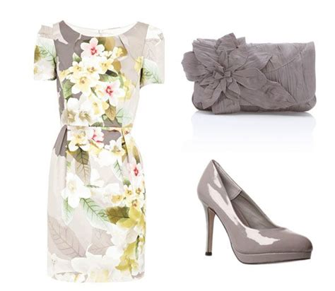 wedding guest fashion on pinterest 37 pins floral grey wedding guest outfit well dressed ladies