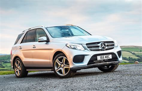 mercedes gle 350d suv 4matic amg line road test