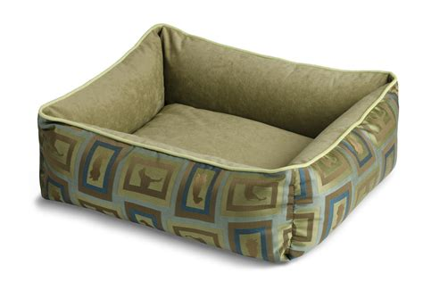crypton dog bed crypton bumper dog bed show aegean at gardner white