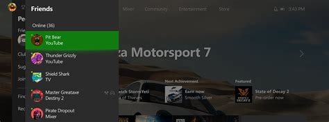 change home layout xbox one experience the new xbox one dashboard xbox