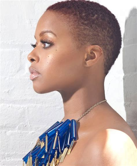 short hair cuts for black women in their 20s black women super short hair