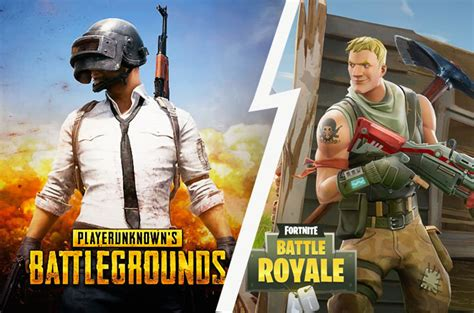 fortnite vs pubg 5 reasons why fortnite is better than pubg thexboxhub