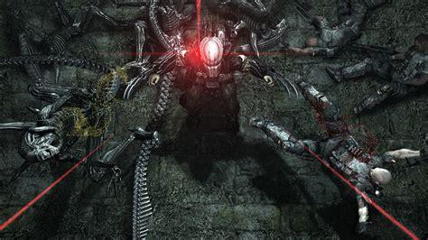 wallpaper abyss games aliens vs predator full hd wallpaper and background