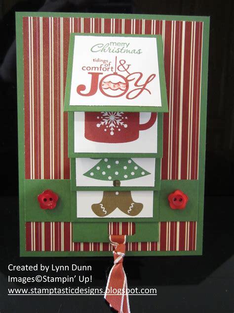 waterfall christmas card create  lynn