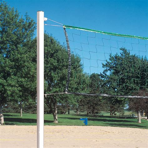 backyard volleyball net system outdoor volleyball draper inc