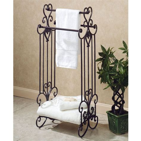 towel racks for small bathrooms best 25 free standing towel rack ideas on pinterest