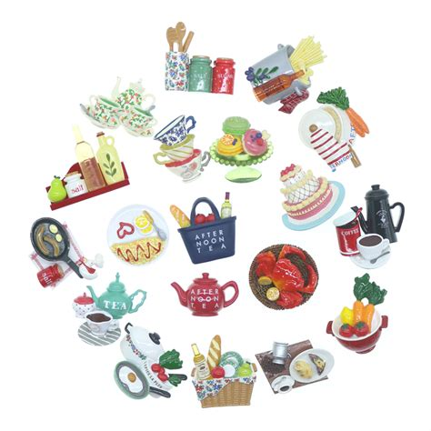 Magnet Kulkas Hamburg buy grosir 3d food magnets from china 3d food