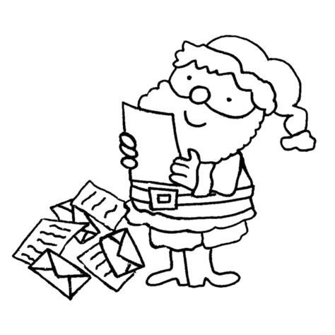 lettere per babbo natale da colorare disegno di letterina per babbo natale da colorare per