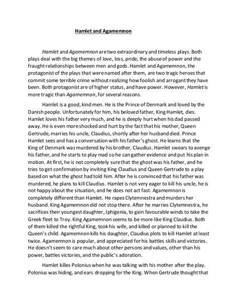 Hamlet Essay by Hamlet Tragedy Essay Birthdayessay X Fc2