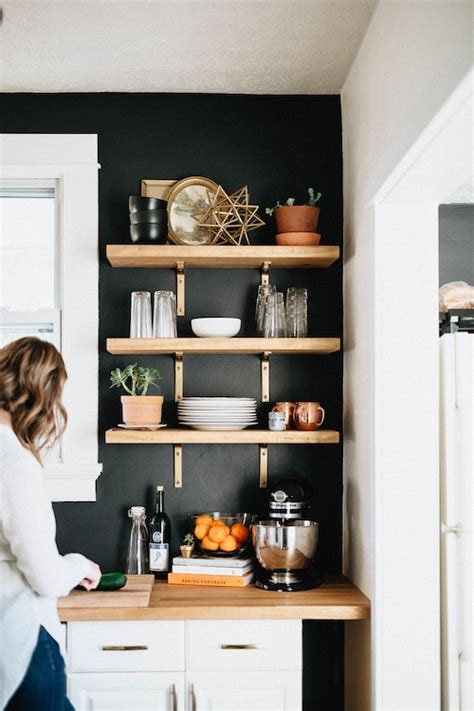 and take look our off the shelf kitchen cabinets been chic and cheap ways to upgrade your kitchen fabfitfun