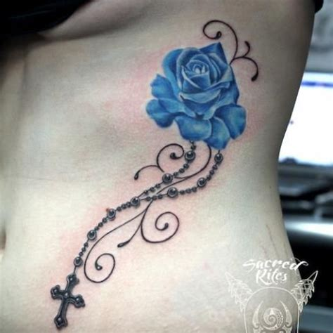 blue jesus tattoo meaning 25 best ideas about blue rose tattoos on pinterest blue