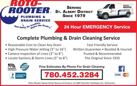 Chions Plumbing by Plumbing And Drain Service 28 Images Roto Rooter