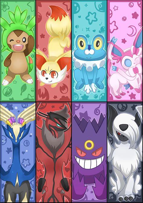Printable Bookmarks Pokemon   print pokemon corner bookmarks images pokemon images