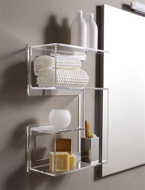 complementi per il bagno accessori in plexiglass per il bagno toscanaluce