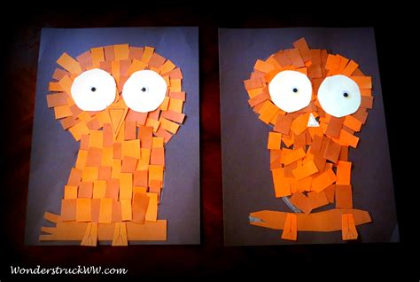 Construction Paper Crafts For Fall - fall crafts construction paper ye craft ideas