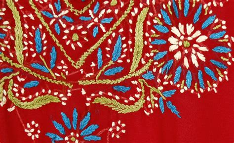 Embroidered Sling Top Bluered 40259 tunic shirt in blue embroidery tunic shirt sale on bags skirts jewelry at polkadotinc