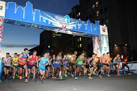 How From To Marathon by Packed Elite Field Expected At 2016 Chevron Houston Marathon And Aramco Houston Half Marathon