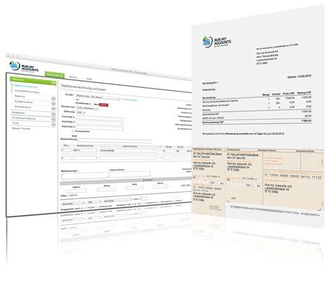 Design Vorlagen Rechnungen Rechnungen Schreiben Debitoren Modul Run My Accounts
