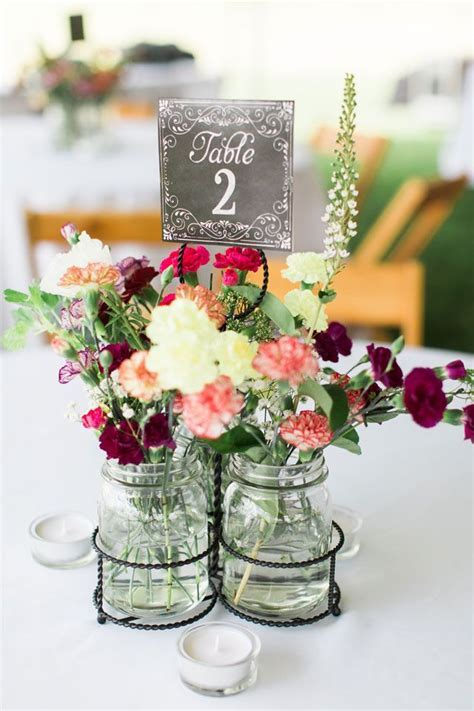 25  best ideas about Simple centerpieces on Pinterest