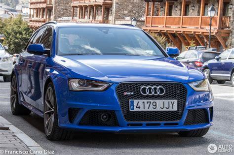 Rs 4 Audi by Audi Rs4 Avant B8 Nogaro Selection 14 April 2017