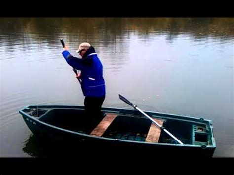 row your boat in french wintons carp fishing how not to row your boat in france