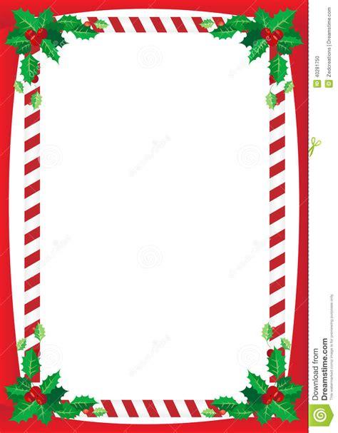 11 Christmas Border Vector Images   Christmas Border