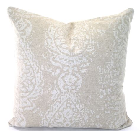 tan couch pillows tan off white decorative throw pillow by pillowcushioncovers