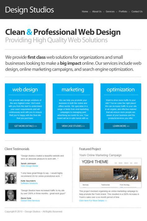 tutorial website template 36 high quality templates tutorials to design business