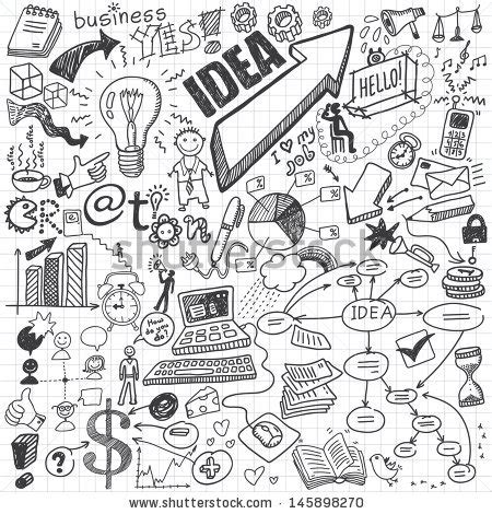 doodle le do sketching stock photos royalty free images vectors