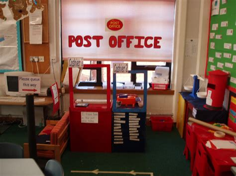 post office play classroom display photo photo