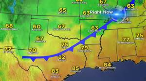 weather map dallas texas the cbsdfw team fall like weather here to stay plus trick or treat forecast 171 cbs