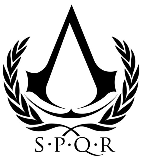 assassin s creed ancient rome insignia by okiir on deviantart