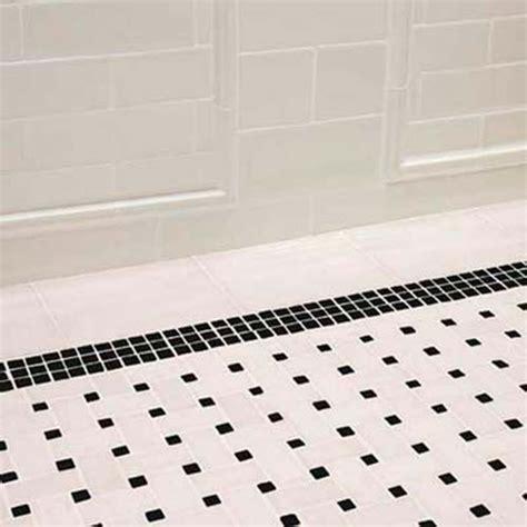 White Bathroom Floor Tile Ideas by 31 Retro Black White Bathroom Floor Tile Ideas And Pictures