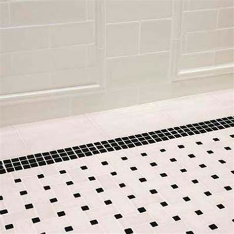Black And White Bathroom Floor Tile by 31 Retro Black White Bathroom Floor Tile Ideas And Pictures