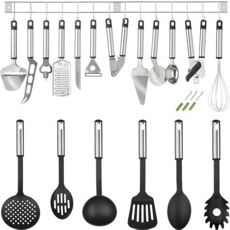 ustencile cuisine ensemble d ustensiles de cuisine achat vente ensemble