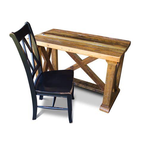 All Desk by Vintage X Barnwood Desk