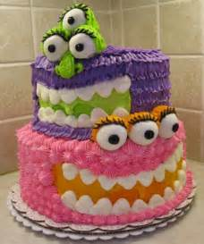 monster cake 50 amazing and easy kids cakes mom me