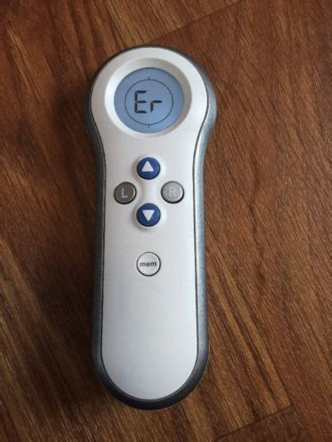 sleep number bed remote control select comfort wireless remote for sale classifieds