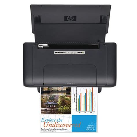 Printer Hp Officejet H470 hp officejet h470 mobile printer theofficepanda office