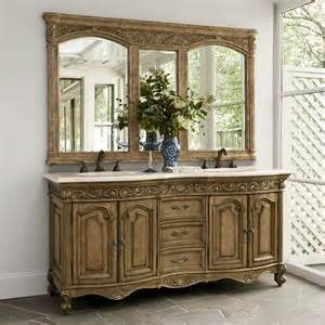 ambella home provincial 72 antique sink bathroom