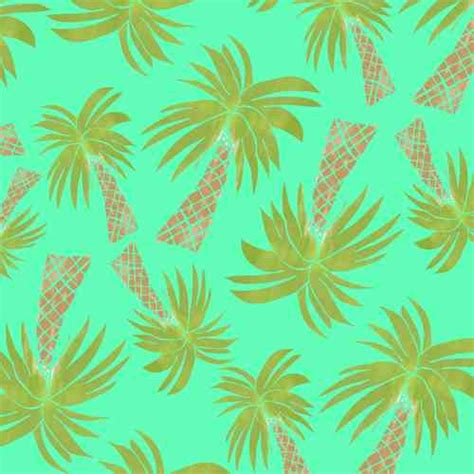 background pattern trees wallpapers palm tree pattern green image 2871788 by