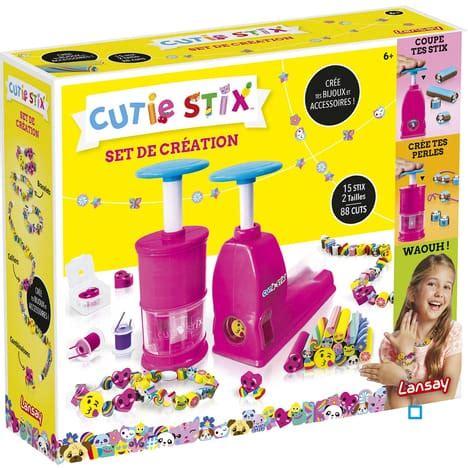 Cutie Set set de cr 233 ation cutie stix lansay pas cher 224 prix auchan