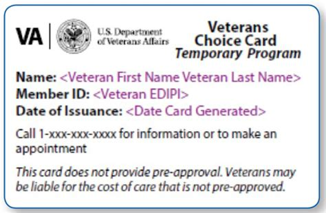 va cards far fewer veterans use choice card and health care