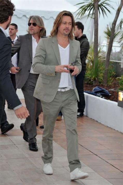 Stylish Who Got It Right Brad Pitt Ludacris Ben Affleck by Bad Boy Style Of Actor Brad Pitt We His Look Right