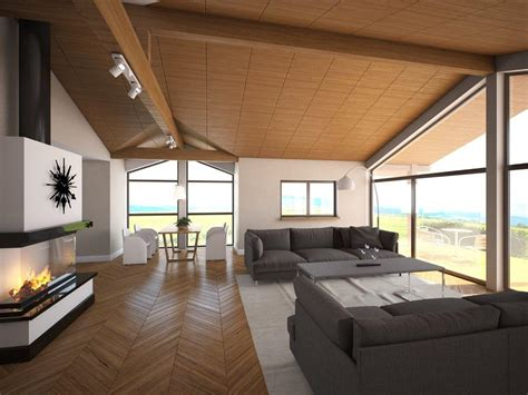house plans with vaulted ceilings modern home plan ch146 with vaulted ceiling house plan