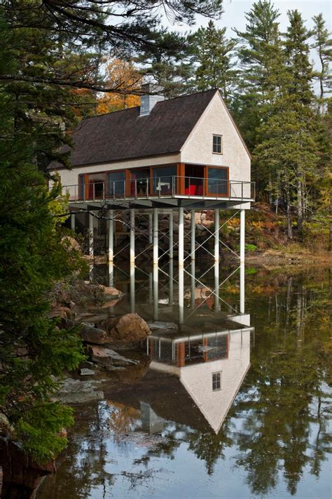 stunning piling house plans   amazed  decohoms