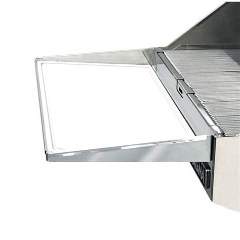 stainless steel cutting board magma grill stainless steel serving shelf food tray with