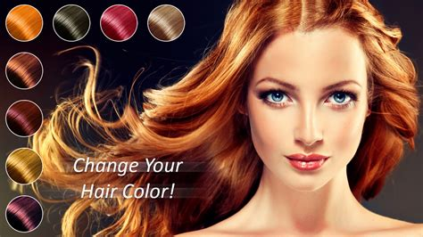 hair color changer hair color changer android apps on play